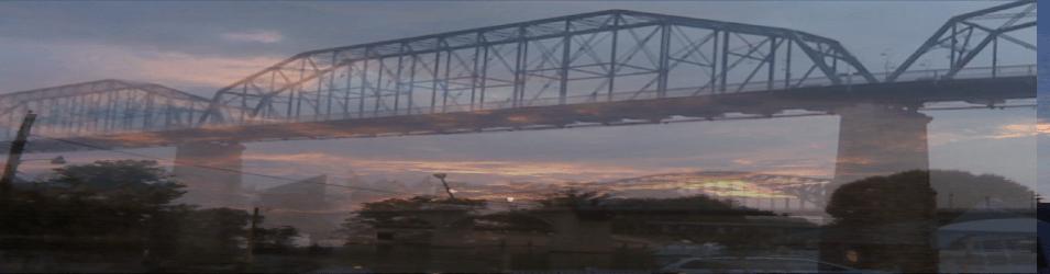 Chattanooga Tennessee walking bridge